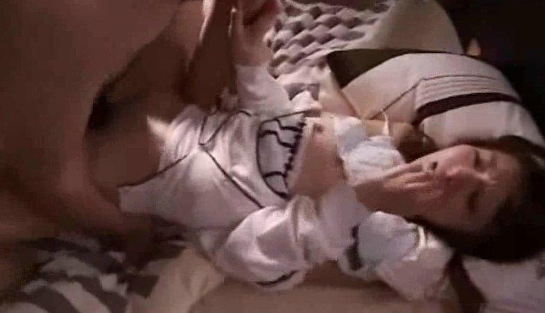 希志あいの 前の職場の上司に自宅で無理矢理犯された若妻 サムネイル画像