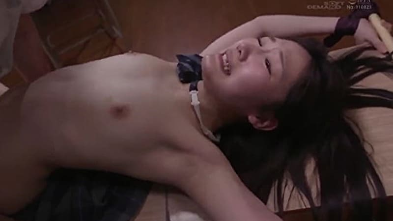 武田エレナ 誰もいない学校で女子校生を拘束・調教して輪姦レイプ! サムネイル画像