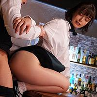 『月乃ルナ バーカウンターの上で店長とう不倫する店員ww』の紹介画像