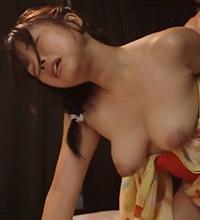 『羽咲みはる 隣の巨乳お姉さんと浴衣乱して汗だくSEX。』の紹介画像