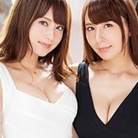 『【吉沢明歩×希崎ジェシカ】豪華すぎる逆3Pで抜かれまくり!!』の紹介画像