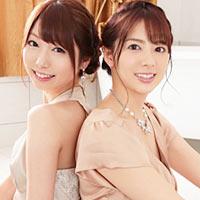 『【ななみ&ゆめ】2人の嬢との贅沢なローション逆3P!!』の紹介画像