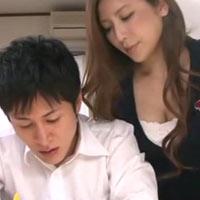 女性のための動画「今岡爽紫郎くんが家庭教師のお姉さんに誘惑されちゃってお母さんに内緒で性のお勉強」のサムネイル画像