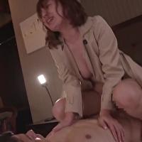 武田さんの上司が実はデリヘル嬢で…?弱みを握って立場逆転の激しめセックスを繰り広げちゃいます。 - イメージ画像