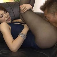 セクシーなドレスを着せたままパンツを横にズラしてセックスする黒田悠斗さん