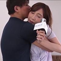 恥ずかしがり屋の元アナウンサーの女の子が貞松大輔くんにおっぱいとアソコを弄られながら実況休憩 - イメージ画像