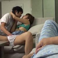 平田つかさくんに歳の変わらない義母が酔って迫ってくるから耐え切れずに襲っちゃう